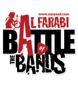 Al-Farabi Battle of the Band 2010