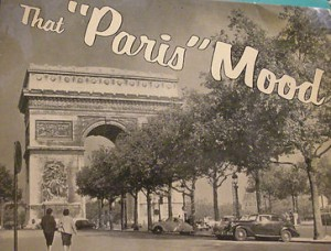 Playlist 20120525: Parisian Mood