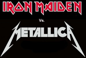 Playlist 20121130: Metal Maiden Part II